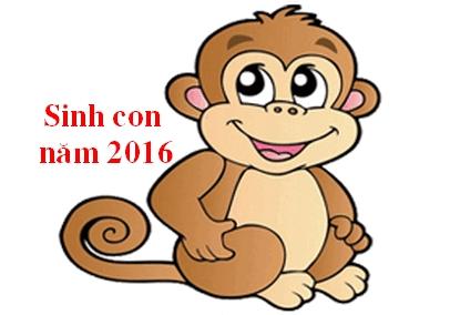 Sinh năm 2016 mệnh gì