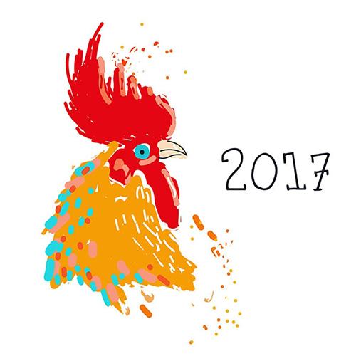 năm 2017 là năm con gì
